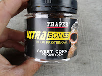 Słodka kukurydza kulki proteinowe traper