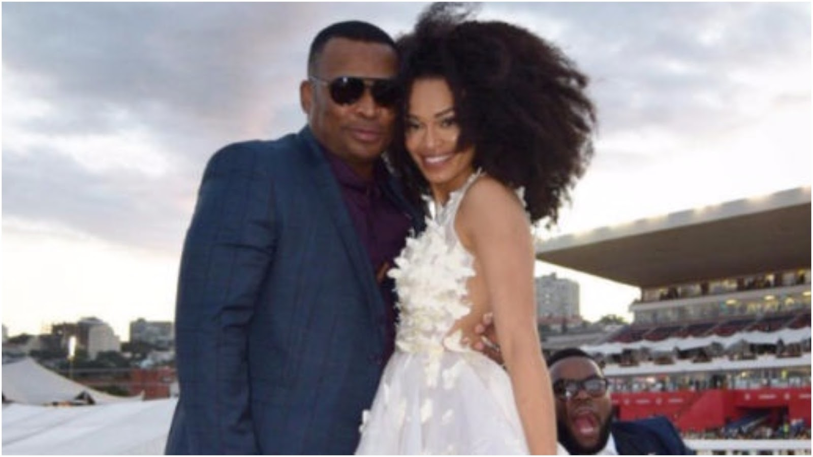 Pearl Thusi takes Mzansi on a hike through Hollywood