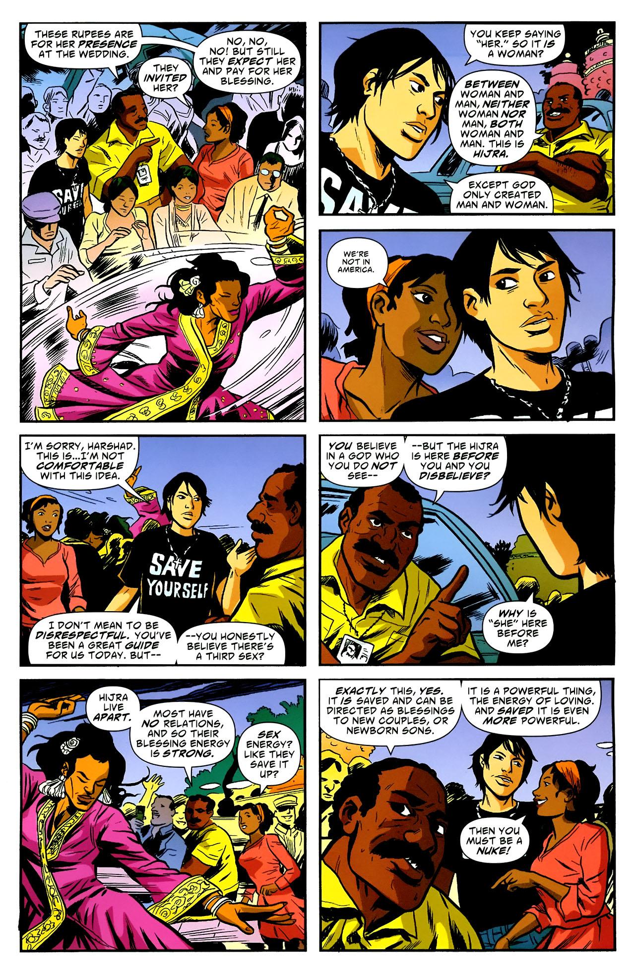 Read online American Virgin comic -  Issue #18 - 17