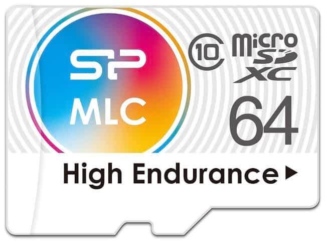 Silicon Power High Endurance 64GB