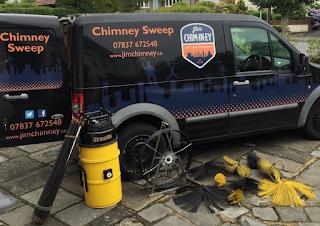 jim chimney van sweep