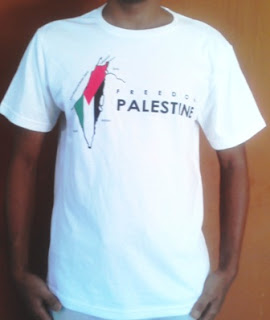 Kaos palestina peta