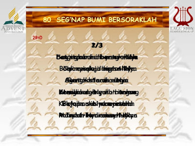 Lagu Rohani Advent
