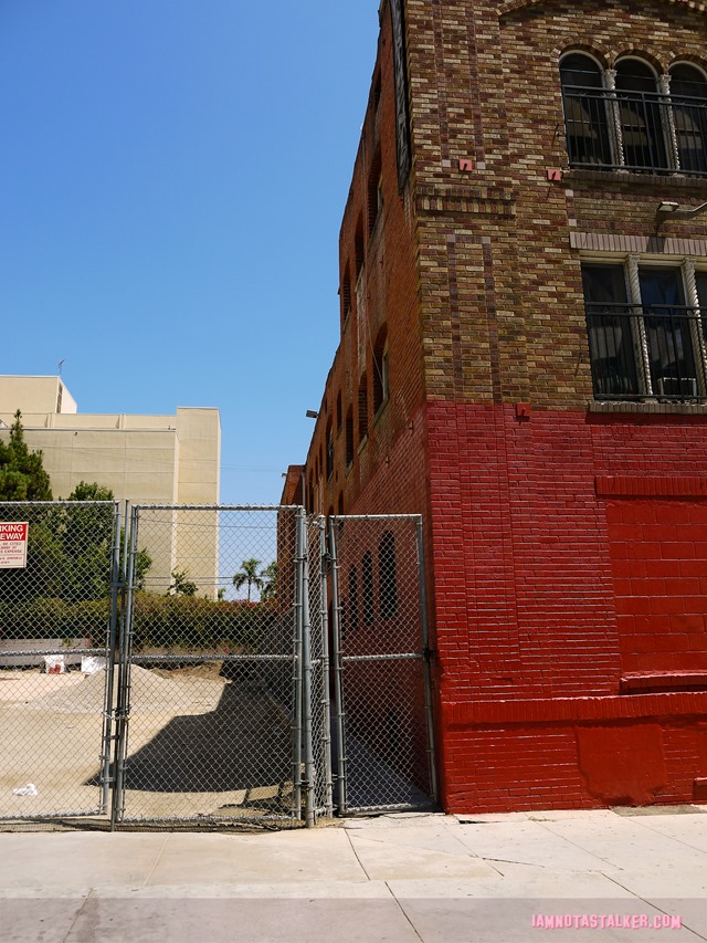 Local de gravações da série