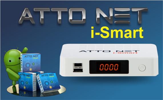 ATTO NET i-Smart Android Cabo Atualização 29/09/2017