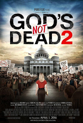 God's Not Dead 2 2016 DVD R1 NTSC Latino