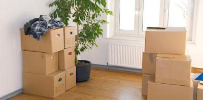 Küçük alanlar için taşınma rehberi