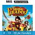 """Ponto MIS apresenta a animação """"Piratas Pirados! """" na sala de cinema do Espaço Cultural"""
