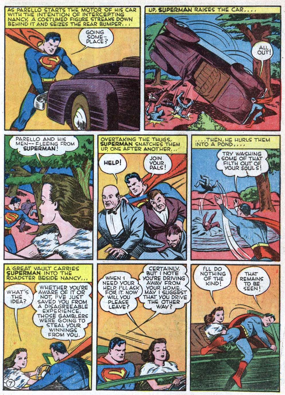 Read online Action Comics (1938) comic -  Issue #40 - 9