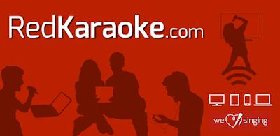 Aplikasi karaoke android red karaoke