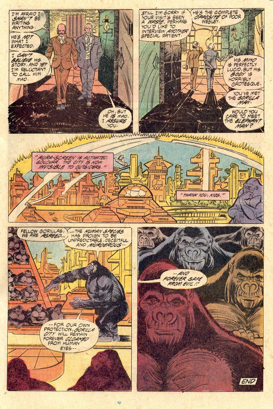 Read online Secret Origins (1986) comic -  Issue #40 - 22