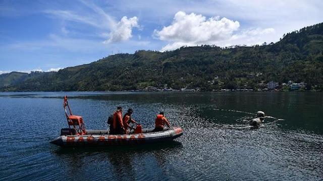 Nakhoda Kapal Tenggelam di Sumut Ditemukan Tak Bernyawa