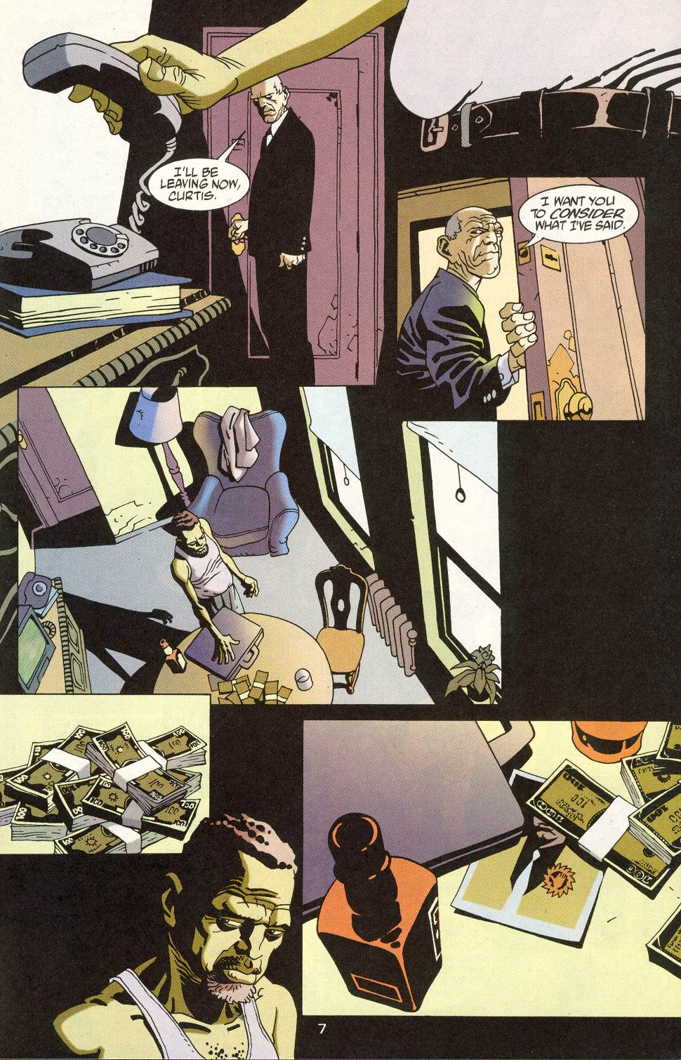 100 Bullets 17 Page 8