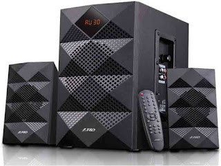 F&D A180X 42 W Portable Bluetooth Home Audio Speaker