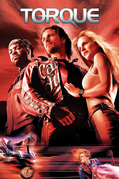 Poster of Torque (2004) Dual Audio [Hindi-English] 720p BluRay ESubs Download