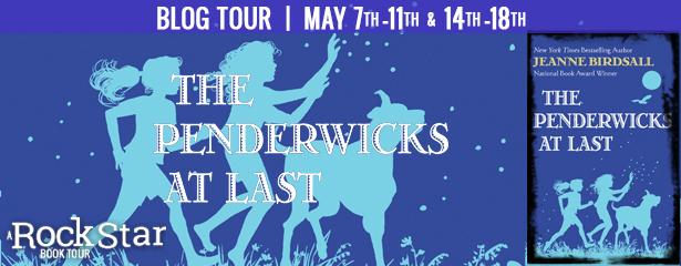 Rockstar Book Tours: Tour Announcement: THE PENDERWICKS AT