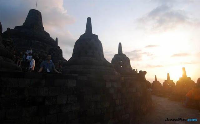 Candi Borobudur-Jawapos