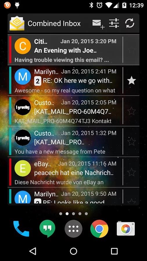 K-@ Mail Pro - Email App v1.10.0 Patched