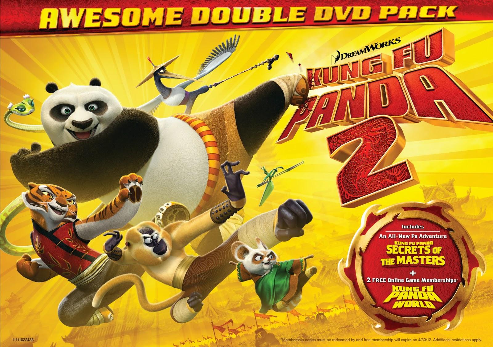 kung fu panda 2 kicks it s way to dvd blu ray forces of geek