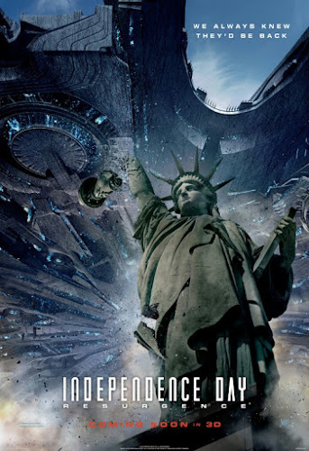 Independence Day: Resurgence (BRRip 720p Dual Latino / Ingles) (2016)