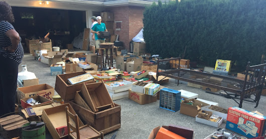 Pre-127 Super Epic Yard Sale