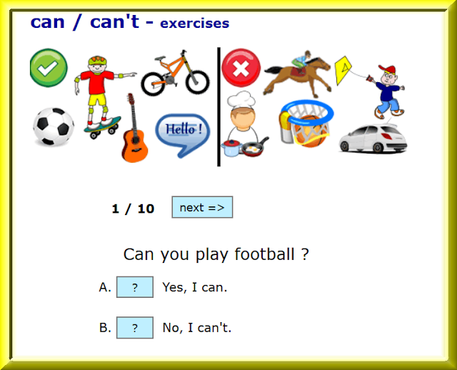 http://www.agendaweb.org/exercises/verbs/can/affirmative-negative