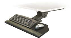 Articulating Keyboard Tray That Prevents CPS