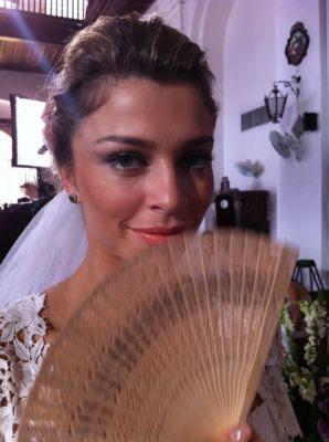 11 Grazi Massafera vestida de noiva