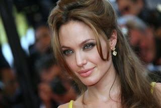 Actress Angelina Jolie hottest female celebrities