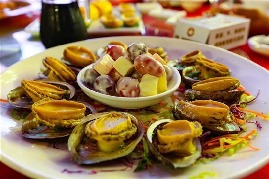 du lịch ẩm thực món bào ngư Côn Đảo
