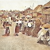 Market in the Town of Lipa, c. 1903