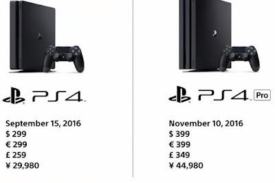 Presentados los nuevos modelos de PlayStation 4