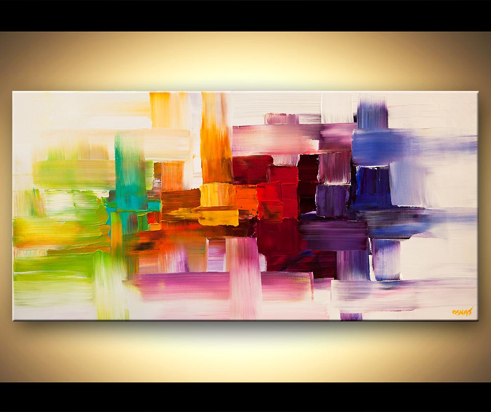 Modern art: Contemporary Art Paintings