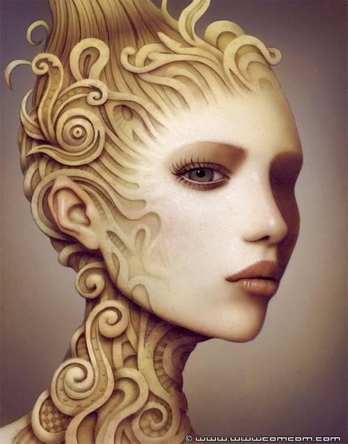 13-Mind-Form-Iii-Naoto-Hattori-Dream-or-Nightmare-Surreal-Paintings-www-designstack-co