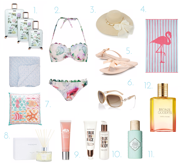 Lifestyle | Life's a Beach with House of Fraser - Summer Essentials