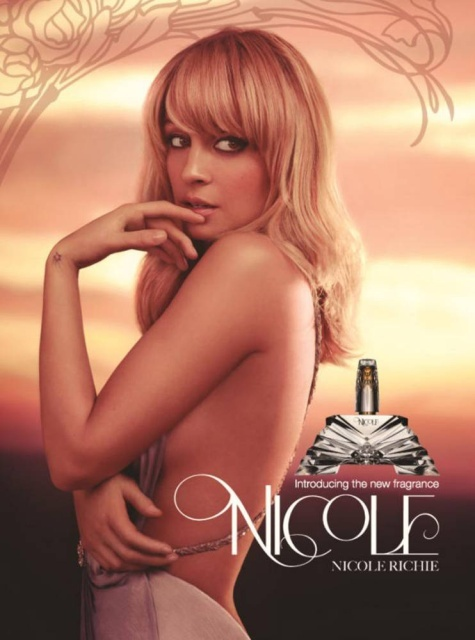 d881075a2b Cucumbers and Lipgloss  Nicole Richie Launches Fragrance