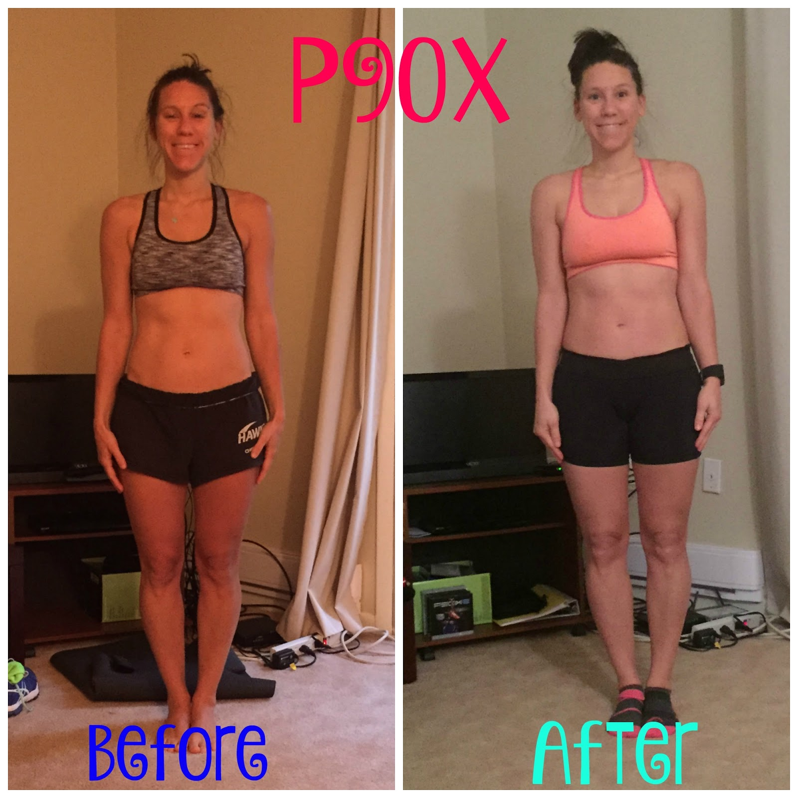 JGY Fit and Clean Fitness: Transformation Tuesday - MY P90X