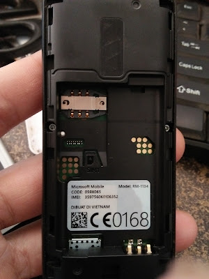 Flash Nokia RM 1134