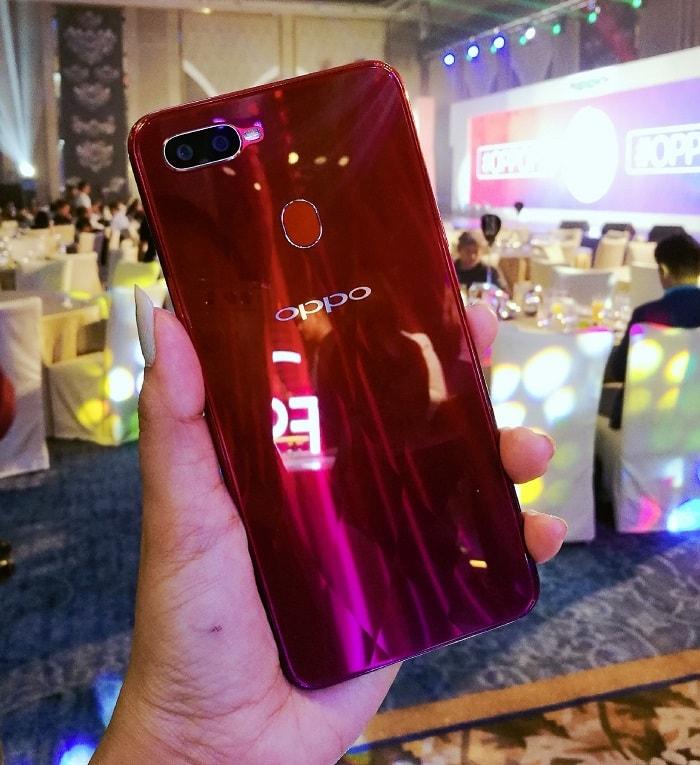 OPPO F9, OPPO Philippines