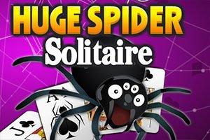 Koca Örümcek İskambili - Huge Spider Solitaire