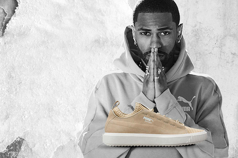 668710951dd2 Big Sean Unveils His First Collaborative Shoe With Puma - Shoe.info ...