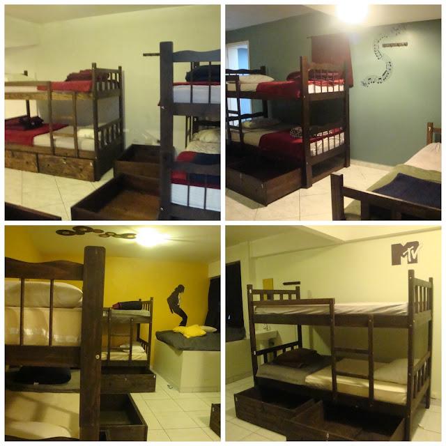 Knock Knock Hostel em Curitiba