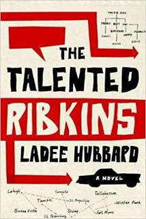 The Talented Ribkins book cover