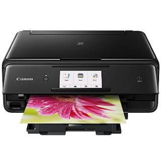 Canon PIXMA TS8050 Printer Driver Download and Setup