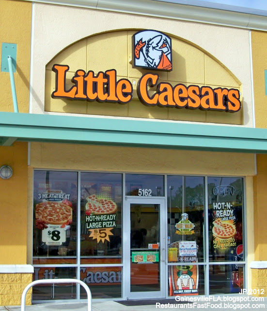 Fast Food Restaurants Gainesville Fl