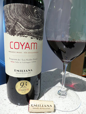 Emiliana Coyam 2013 (91 pts)