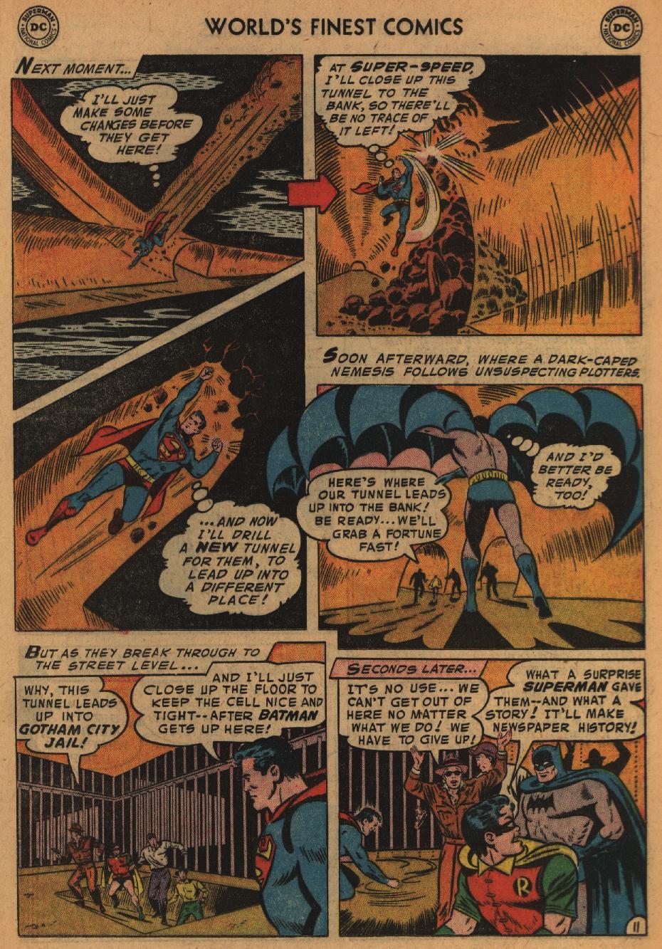 Read online World's Finest Comics comic -  Issue #80 - 13