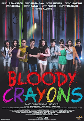 Download Bloody Crayons 2017 HDRip 720p Subtitle Indonesia