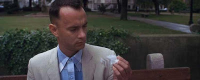 Tom Hanks en Forrest Gump