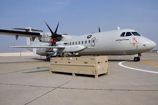 ATR-72 MPA AL Pakistan